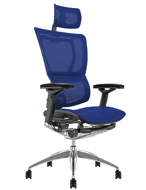 Mirus Mesh Office Chair Black Frame