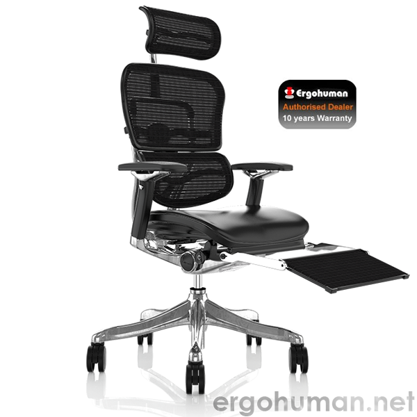 Ergohuman Plus with Leg Rest